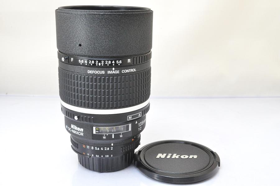 инструкция к объективу nikon 135mm f2 defocus